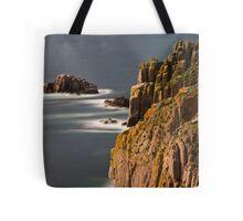 Land's End, Cornwall, UK ~ Atlantic Coast Tote Bag