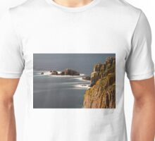 Land's End, Cornwall, UK ~ Atlantic Coast Unisex T-Shirt