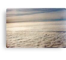 Sea of White Canvas Print