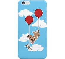 Fly and Fetch Corgi iPhone Case/Skin