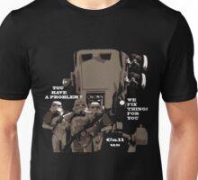 Stormtrooper Services - fixin problems Unisex T-Shirt