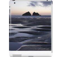 Holywell Bay, Cornwall, UK ~ Atlantic Coast iPad Case/Skin