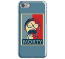 Morty (High Qualty) iPhone Case/Skin