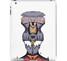 Alien Skeleton Commander iPad Case/Skin