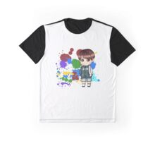 BTS Color Your Day: Jin Graphic T-Shirt