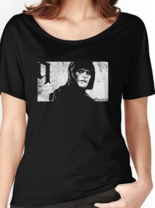 Mr. Q Women's Relaxed Fit T-Shirt
