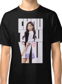 TWICE 'TT' Tzuyu Typography Classic T-Shirt