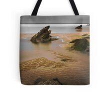 Fistral Rocks, Newquay, Cornwall, UK ~ Atlantic Coast Tote Bag