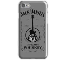 Jack Daniel's Tennessee Whiskey iPhone Case/Skin