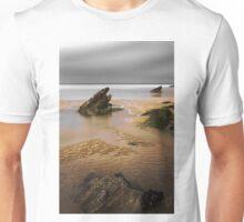 Fistral Rocks, Newquay, Cornwall, UK ~ Atlantic Coast Unisex T-Shirt