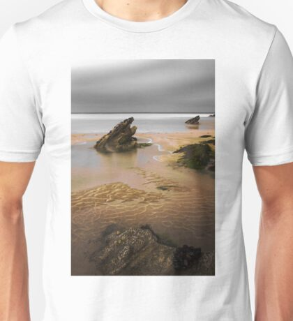 Fistral Rocks, Newquay, Cornwall, UK ~ Atlantic Coast Unisex T-Shirt