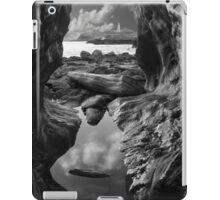 Godrevy Lighthouse 1, Cornwall, UK ~ Atlantic Coast iPad Case/Skin
