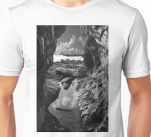 Godrevy Lighthouse 1, Cornwall, UK ~ Atlantic Coast Unisex T-Shirt