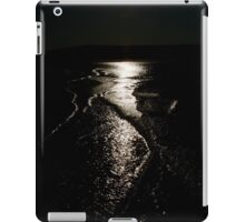 Rock, Cornwall, UK, Sunlight in Black ~ Atlantic Coast iPad Case/Skin