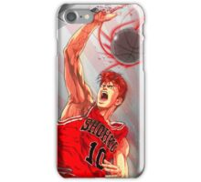Slam Dunk iPhone Case/Skin