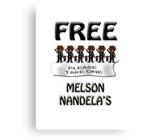 Free Melson Nandela's Canvas Print