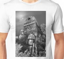 Roche Rock, Cornwall, UK Unisex T-Shirt