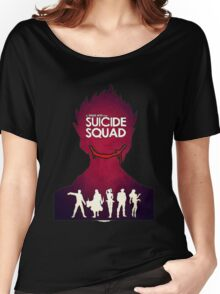 SUICIDE SQUADE Women's Relaxed Fit T-Shirt