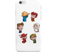 Teenies - Final Fantasy Chibis! iPhone Case/Skin