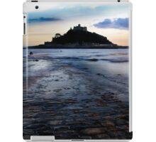 St. Michael's Mount, Cornwall, UK ~ Atlantic Coast iPad Case/Skin