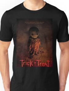 trick or treat doll  Unisex T-Shirt