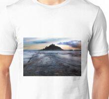 St. Michael's Mount, Cornwall, UK ~ Atlantic Coast Unisex T-Shirt