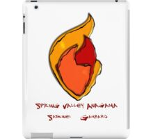 Spring Valley Anagama Sakinei Gambaro Edition iPad Case/Skin