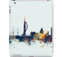 Portsmouth England Skyline iPad Case/Skin