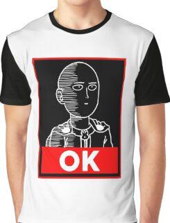 Saitama Ok Graphic T-Shirt