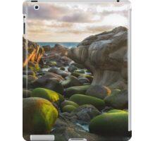 Porth Nanven 1, Cornwall, UK ~ Atlantic Coast iPad Case/Skin