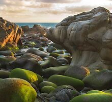 Porth Nanven 1, Cornwall, UK ~ Atlantic Coast by Debra  Jayne
