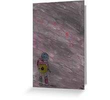 Doctor Who - Kandyman Greeting Card