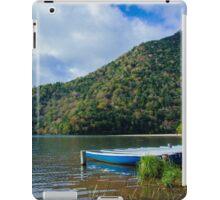 Autumn in Nikko National Park iPad Case/Skin