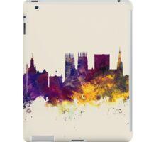 York England Skyline iPad Case/Skin