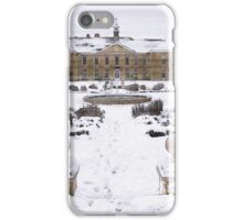 Reigate Priory in the Snow iPhone Case/Skin
