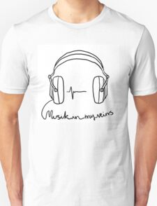 Music in my veins T-Shirt