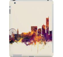 Manchester England Skyline iPad Case/Skin
