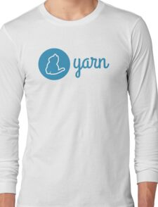 Yarn Long Sleeve T-Shirt