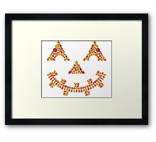 Jack's Smile Framed Print