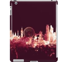 London England Skyline iPad Case/Skin