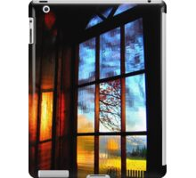 Window with a View iPad Case/Skin