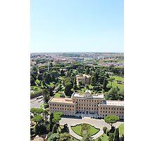 Vatican Photographic Print