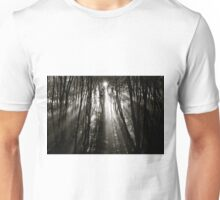 Angel Forest, Cornwall, UK Unisex T-Shirt