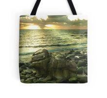 Porth Nanven 2, Cornwall, UK ~ Atlantic Coast Tote Bag