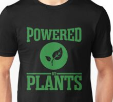 Vegan - Powered By Plants Unisex T-Shirt