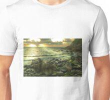 Porth Nanven 2, Cornwall, UK ~ Atlantic Coast Unisex T-Shirt