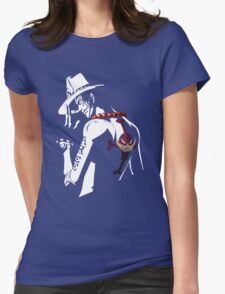 2nd Division Commander Womens Fitted T-Shirt