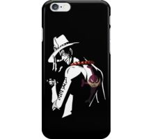 2nd Division Commander iPhone Case/Skin