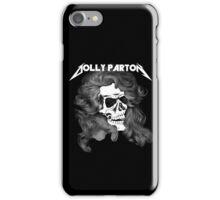 Dolly Parton Metal iPhone Case/Skin