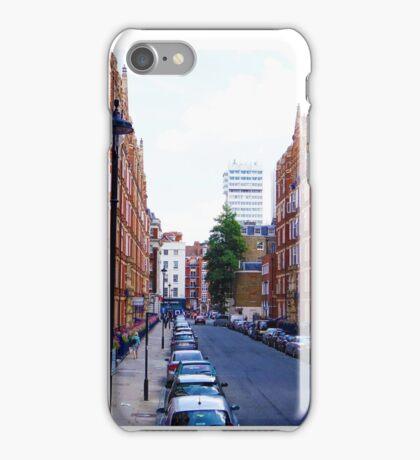 Westminster Side Street iPhone Case/Skin